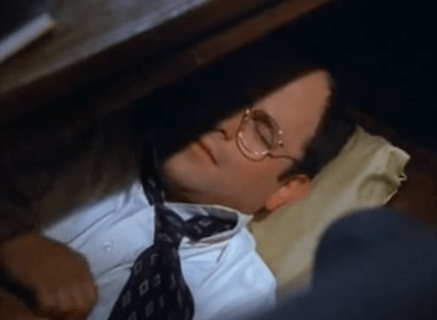 George Costanza Napped on the Job. Maybe Other Workers Should too?